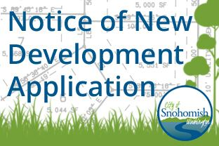 Notice of New Development Application